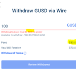 How To Deposit and Withdraw StableCoins To Your Bank Account In Singapore Using GEMINI