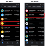 How To Send BNB From Binance To Your Trust Wallet On Your IPhone?