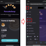 BSC: How To Harvest Your ReWards From PancakeSwap Using Trust Wallet on Your IPhone